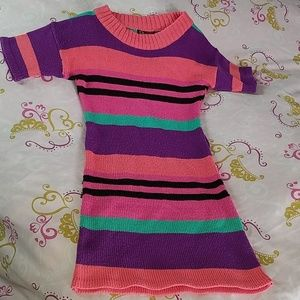 Other - ***3 for $10*** Girls short sleeve sweater dress